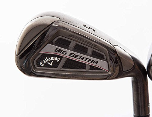 Callaway Big Bertha OS Iron Set 5-PW UST Mamiya Recoil 460 F2 Graphite Senior Right Handed 38.75 in