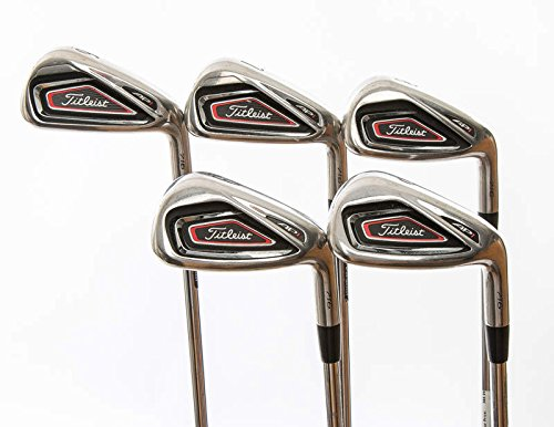 Titleist 716 AP1 Iron Set 6-PW True Temper XP 90 R300 Steel Regular Right Handed 37.5 in