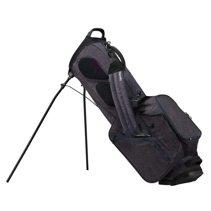 TaylorMade Flextech Lite Single Strap Lifestyle Stand Bag Tweed