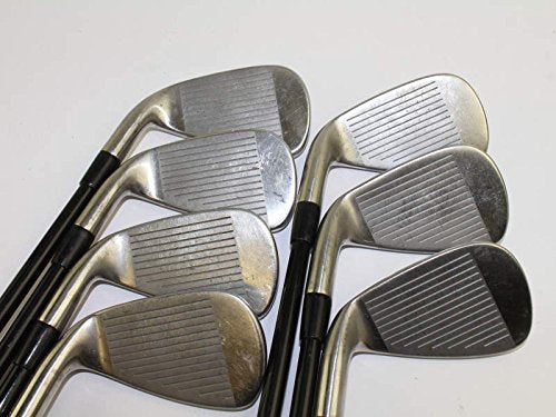 Titleist 714 AP1 Iron Set 5-PW GW Kuro Kage 65 Graphite Regular Right Handed 38 in