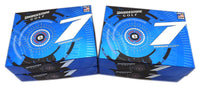 Bridgestone 4 Dozen New e7 Piercing Flight 48 Golf Balls 2015 - White