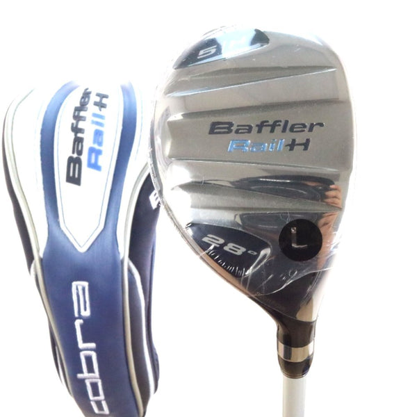 Cobra Baffler Rail H 28* Ladies 5 Hybrid