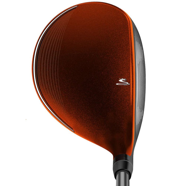 Cobra Men's Fly Z+ Fairway Woods, Regular, Graphite, Orange, Left Hand, 3-4W