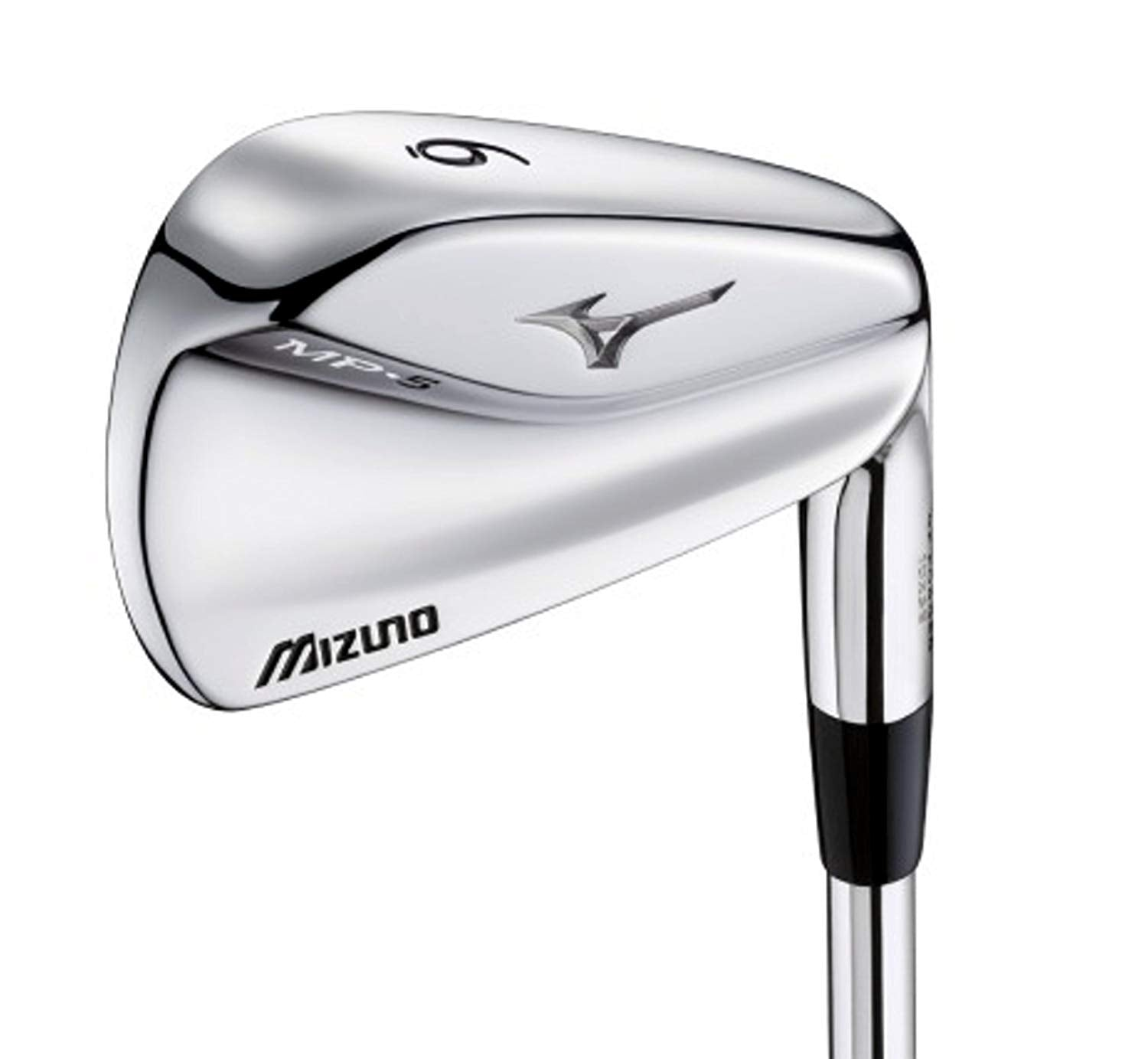 Mizuno MP-5 Steel 3-PW KBS Tour Extra Stiff Shafts Right Hand