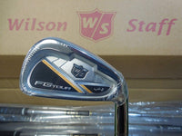 Wilson Staff FG Tour V4 Iron Set 4-GW DG Pro S300 Irons