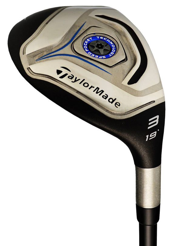 TaylorMade N1122407 JetSpeed Golf Rescue (Men's, Right-Handed, Regular, Graphite)