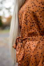 Load image into Gallery viewer, Going My Way Dress In Autumn Copper
