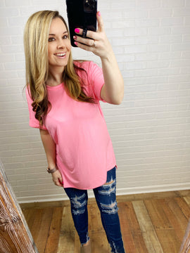 Perfect Cuff Sleeve Top