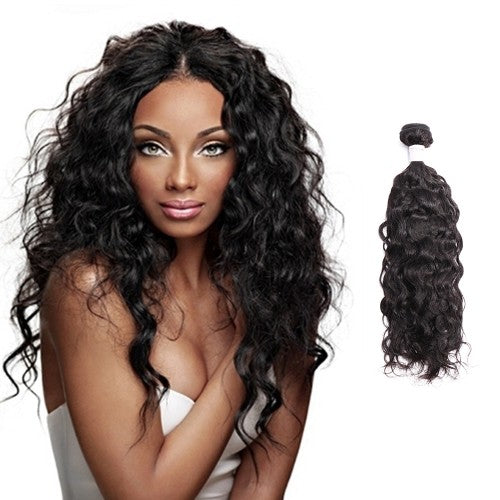 【Diamond 10A】	Diamond Virgin Hair Natural Wavy