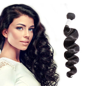 【Diamond 10A】	Diamond Virgin Hair Loose Wavy