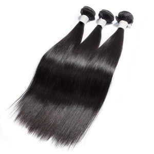 【Diamond 10A】	Diamond Virgin Hair Straight 3 Bundles