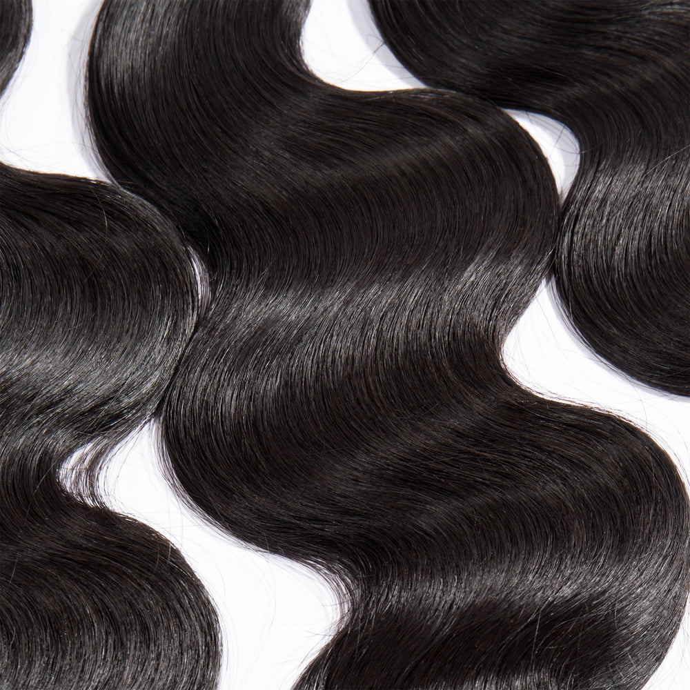 【Diamond 10A】	Diamond Virgin Hair Body Wavy 3Bundles