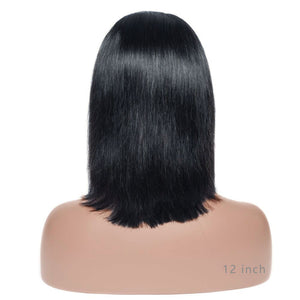 [Extra 20% Off] Pre-Plucked Straight Lace Front Bob Wigs