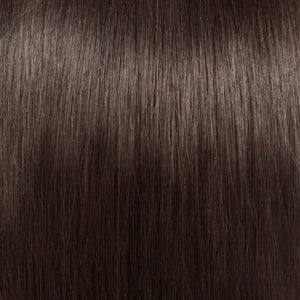 【Regular】	100g 18 Inch #2 Darkest Brown Straight Clip In Hair