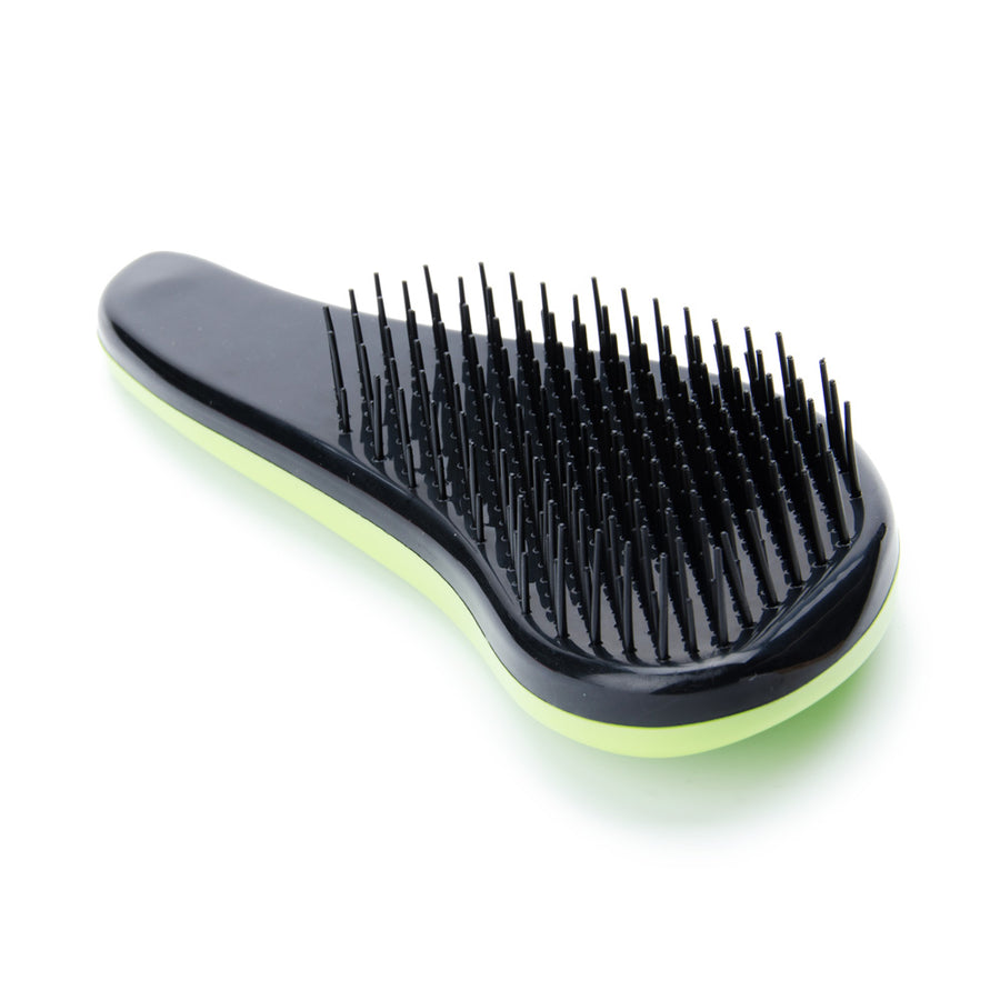Green Detangling Brush 19cm