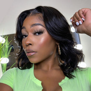 [NEW IN]Summer Style Body Wavy Full Lace Wig