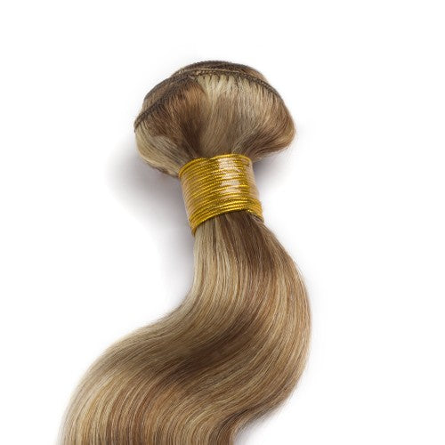 100g Body Wavy Indian Remy Hair #8/613