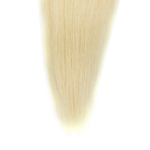 100g Straight Indian Remy Hair #613 Lightest Blonde