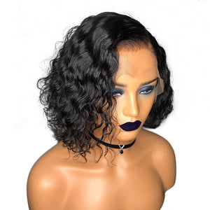 [Extra 20% Off] Beginners Friendly Short Cut Curly Bob Wig