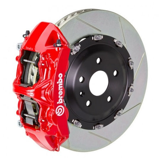 Ford Racing Brakes