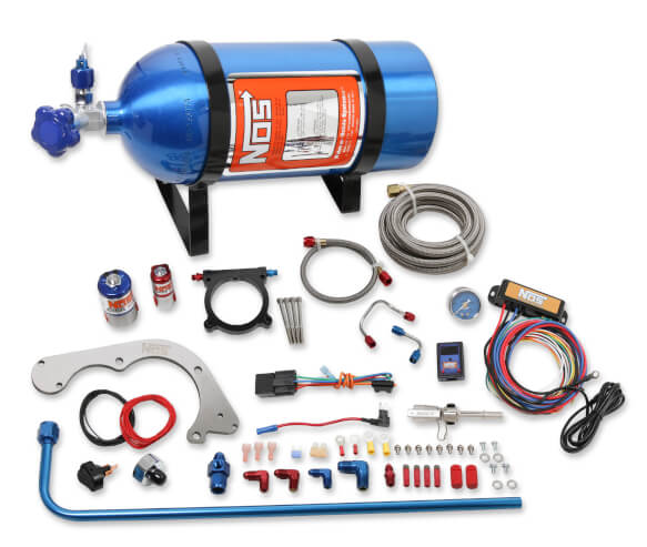 NOS FORD COYOTE COMPLETE NITROUS KIT