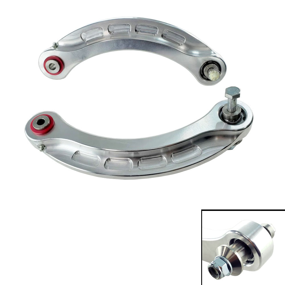 UPR 15-18 Ford Mustang Billet Non-Adjustable Camber Arms S550