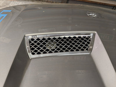 2003-2004 Cobra Billet Hood Vents