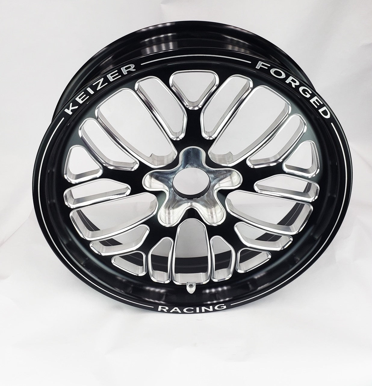 KEIZER BUERT FORGED WHEEL (FRONT)