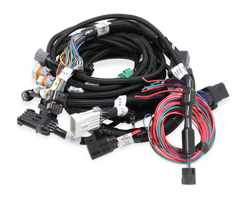 FORD MODULAR 2V & 4V MAIN HARNESS FOR USE WITH HOLLEY SMART COILS  PART# 558-113