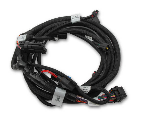 HOLLEY EFI FORD COYOTE TI-VCT SUB HARNESS (2011-2012)  PART# 558-124