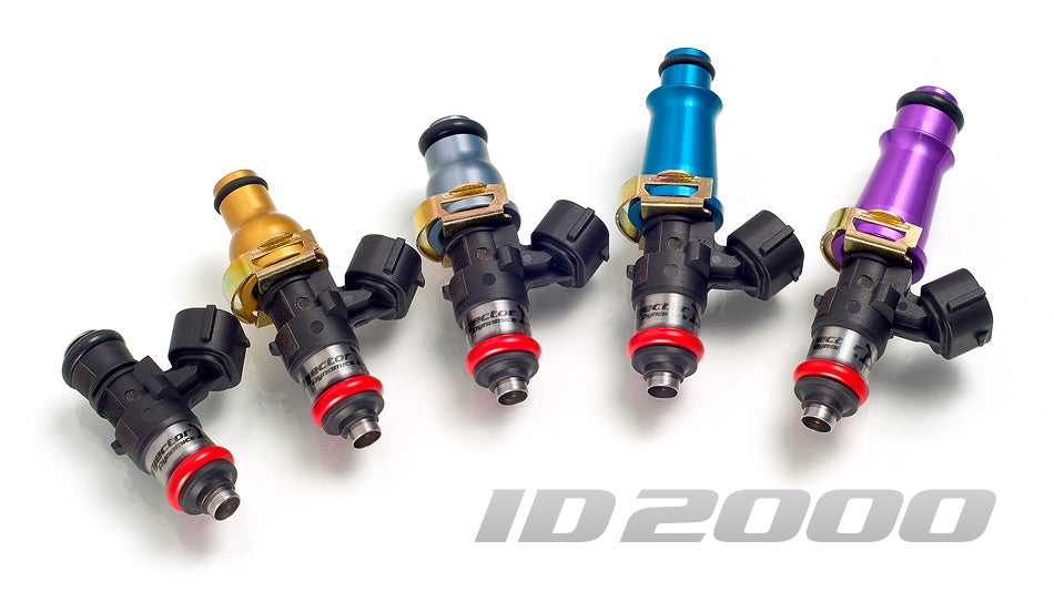 INJECTOR DYNAMICS ID2000 SET OF 8