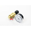 Motion Preset CO2 Regulator w/Gauge 80psi
