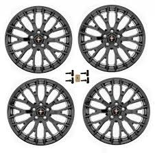 FORD RACING 15-16 MUSTANG GT 19X9 AND 19X9.5 WHEEL SET