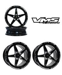 STREET DRAG RACE FRONT & REAR WHEELS
