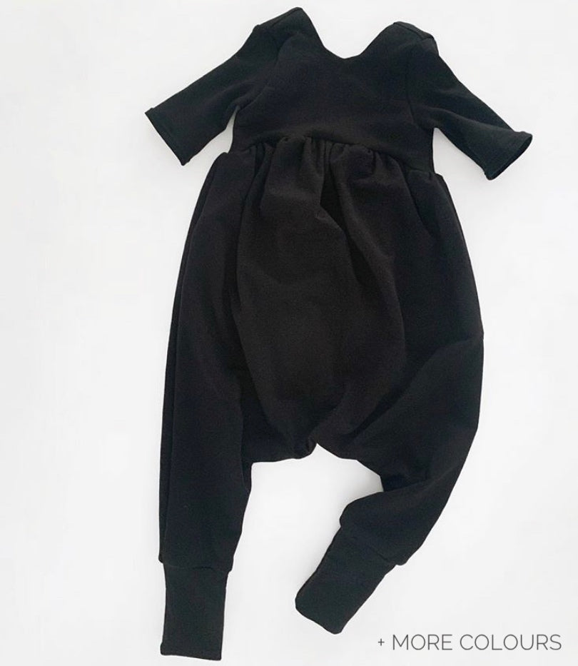 Basics Bird Romper