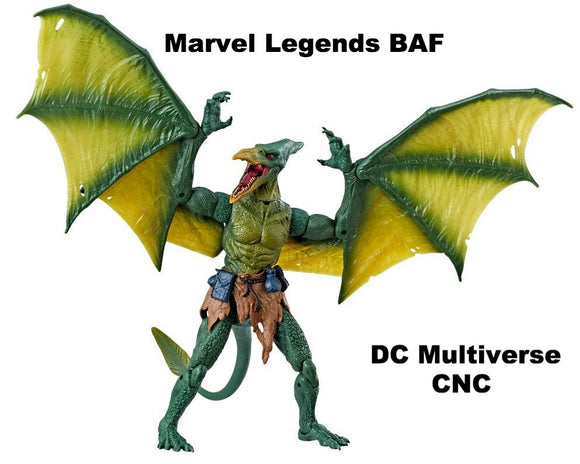 BAF Pieces - Marvel & DC