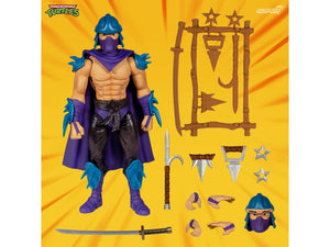 TMNT Super7 Ultimates SHREDDER