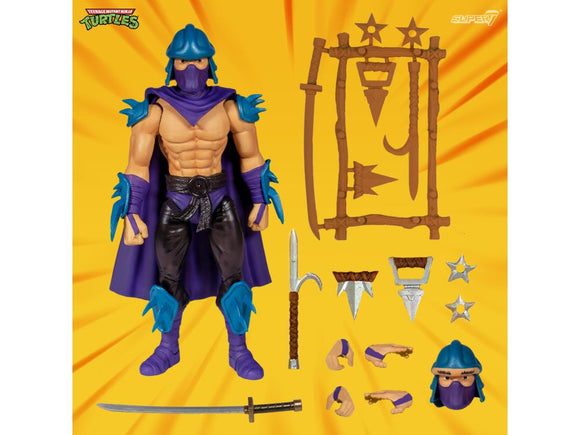 Super 7 TMNT Ultimates SHREDDER