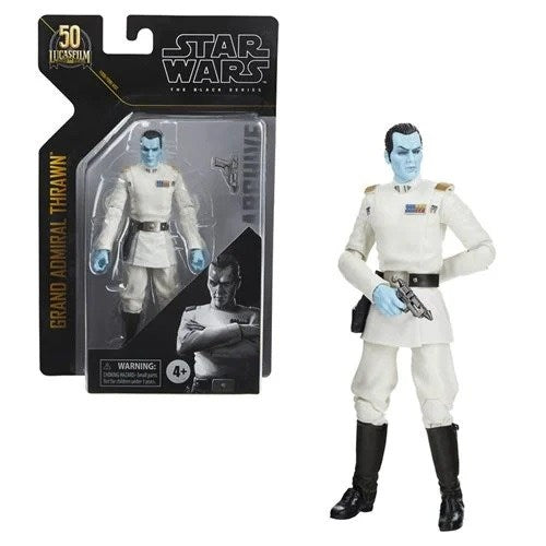 Star Wars Black Archive GRAND ADMIRAL THRAWN