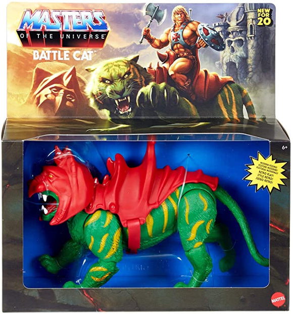 MOTU Origins Beasts BATTLE CAT figure