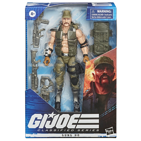 GI Joe Classified GUNG-HO