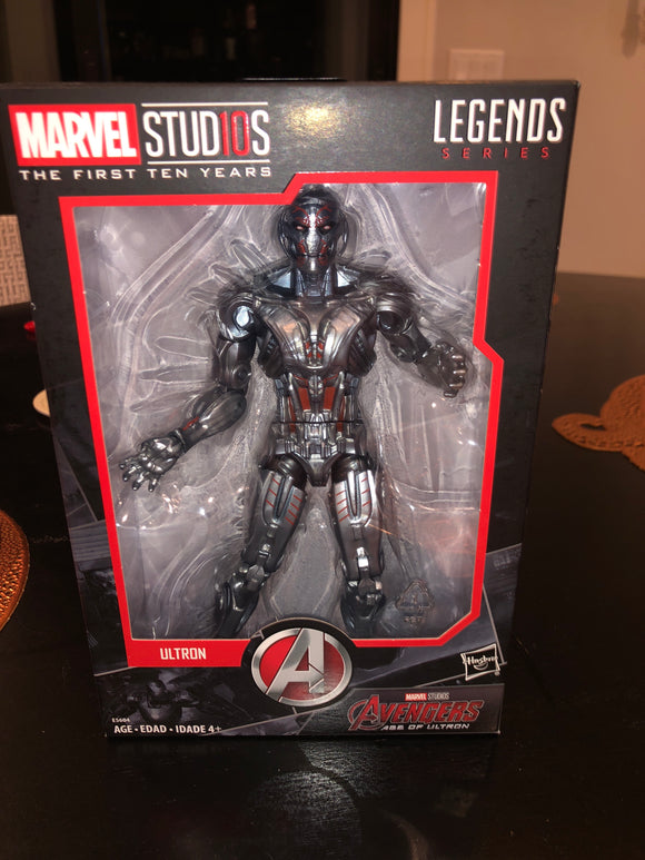 Marvel Legends 10 years MCU ULTRON