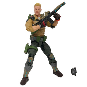GIJOE Duke Figure
