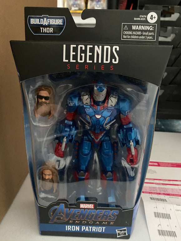 MARVEL LEGENDS Fat Thor wave IRON PATRIOT
