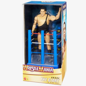 WWE Wrestlemania ANDRE THE GIANT