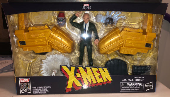 Marvel Legends Professor X IN STOCK