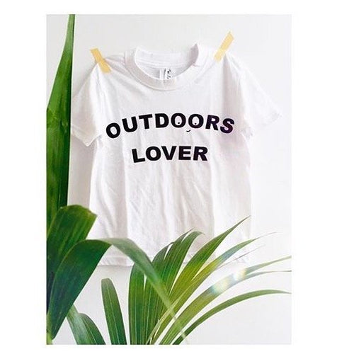 OUTDOORS LOVER