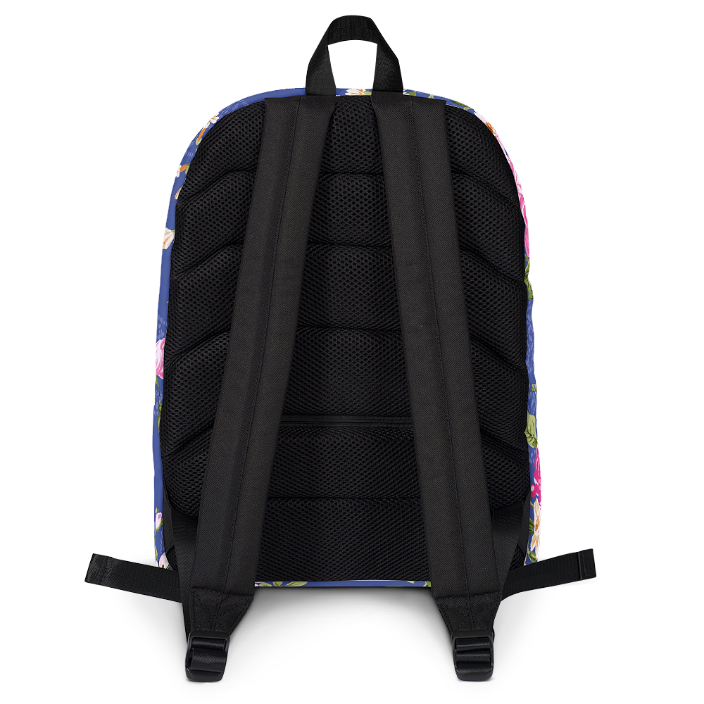 Purp Rose Backpack