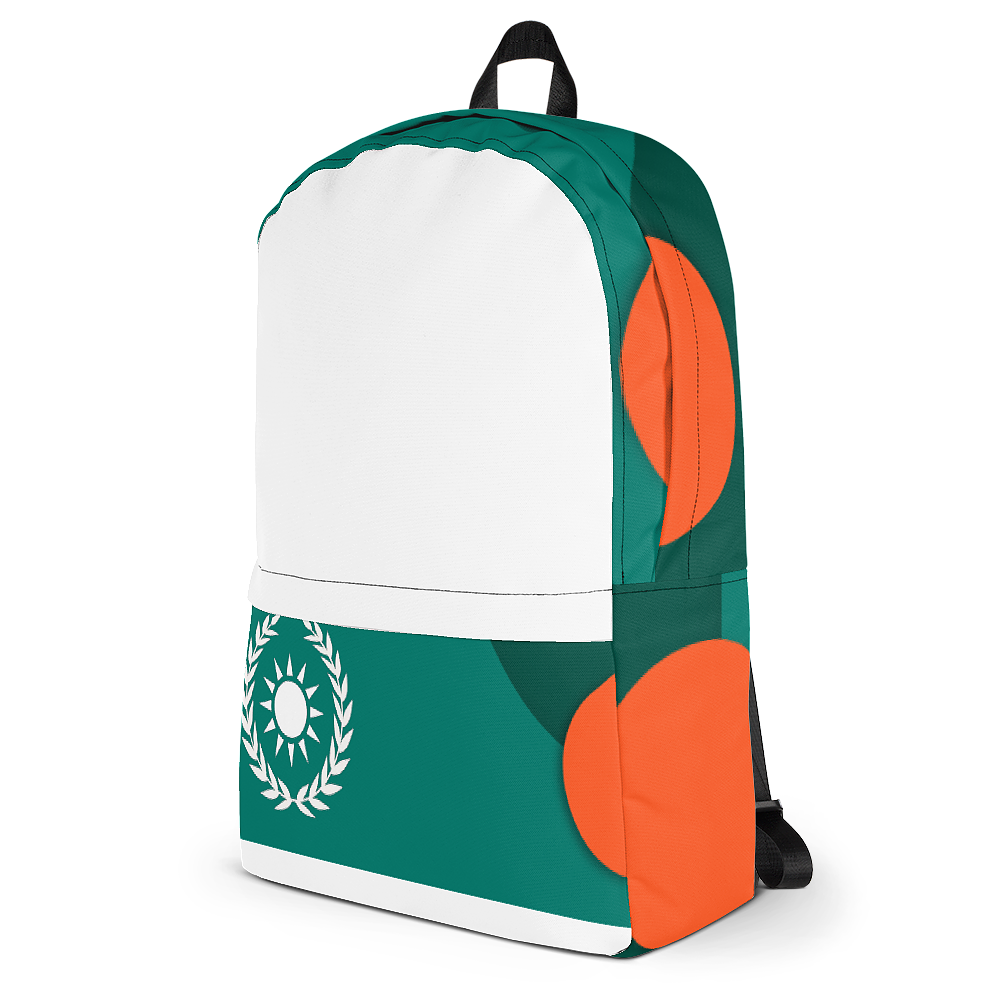 Teal Blush Backpack