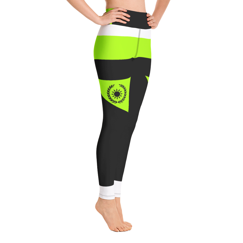 71a32afe56aca Neon Green Sports Leggings – ShineBrightSupplyco